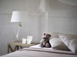 A Bedroom with Teddy Bears