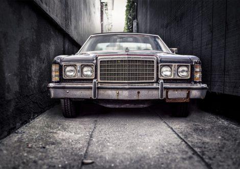 gammel-bil