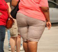 Overvægtig