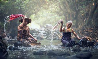 Vaske tøj