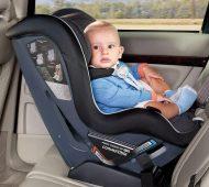 Baby autostol